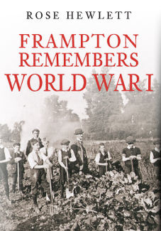 Frampton Remembers World War 1
